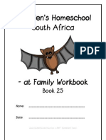 at End-Word Family Workbook, Donnette E Davis, St Aiden's Homeschool