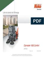 Parts-Citymaster 1600 Comfort (1491