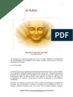 Samadhi, la meta del Yoga Real
