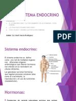 8. El Sistema Endocrino