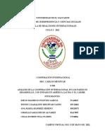 6. GT03-Analisis Del Comportamiento de La Cooperacion Internacional Para Los Paises en Desarrollo