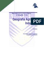 Geografia Agraria e Industrial Modulo