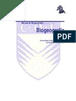 Modulo de Biogeografia