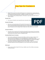 17312664-Resume-Writing-Tips-for-Freshers