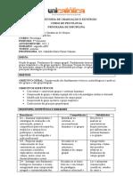 Programa Teoria e Dinâmica de Grupos 2021.1 ok