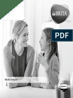 Brita Waterbar Instruction Manual FR