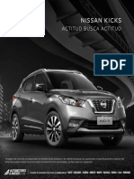 Ficha Técnica Nissan Kicks