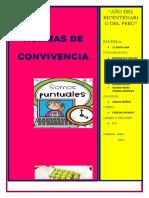 10 NORMAS DE CONVIVENCIA VIRTUALES