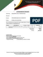 Cotizacion 0104 2020 Edelmira Carrion Tapas