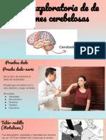 Técnicas para la exploración de las funciones cerebelosas
