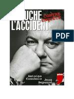 Casubolo,Antoine-Coluche, l'accident