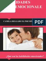 HABILIDADES PSICOEMOCIONALES