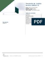 Análisis térmico UNIDAD 10-Térmico 1