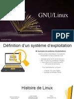 presentation linux