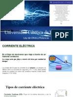 Ley de Ohm, Potencia y Energía 2-1