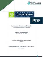 García Mendoza  _ act 3.3