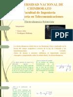 Presentación_Electrodinámica_Relativista