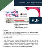 Cuadernillo1 _ Inglés MisionTIC ES