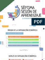 7ma - La integración económica