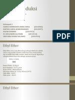 Kelompok 1_Proses Produksi Ehtyl Ether_