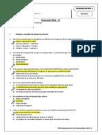 Evaluación T1 - Comunicación 1-Max Elejalder Chávez Huayanay
