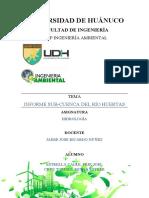 Microcuenca Del Rio Huertas