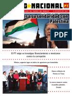 Unidad Nacional 31 de Mayo de 2021