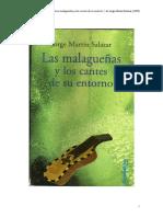 Las Malaguexas y Los Cantes de Su Entorno. Texto