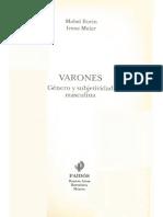 Burin Mabel Y Meler Irene - Varones