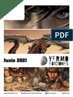 Novedades Yermo-Arechi  junio 2021