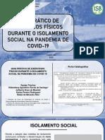 Guia de Exercicios Home Office Pandemia Covid-19