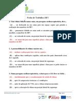 Ficha de Trabalho SBV - Correção