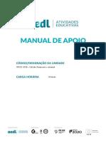 Manual UFCD- 0580-Cálculo Financeiro e Atuarial