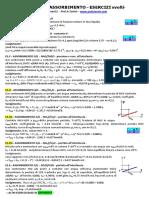 Processi Di ASSORBIMENTO ESERCIZI Svoltiversione#c2 - Prof.a.tonini