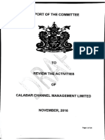Calabar Channel_Committee Review Signed Copy