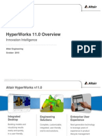 HyperWorks 11.0 Overview