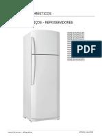 refrigedores Mabe