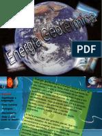 Energia geotérmica 7º ano