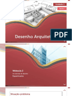 WA06171 - U1S2 - Desenho Arquitetônico