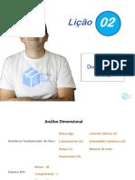 LIÇÃO 02 - Análise Dimensional e Vetores