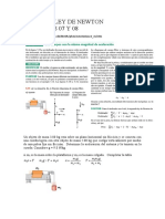 Tarea de Practicas 7 y 8 Final (Leyes de Newton, Segunda) Para Los Alumnos