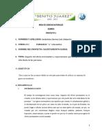 Proyecto -Quimica - Llerena -Luis