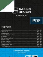 Portfolio TarginoDesign 2021