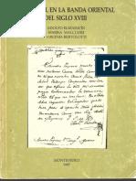 ELIZAINCÍN, El Español en Uruguay s XVIII