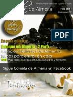 Comida de Almeria