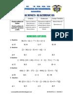 Matematic2 Sem9 Experiencia3 Actividad11 Numeros Enteros ZE11 Ccesa007