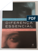 Diferença Essencial - Simon Baron-Cohen