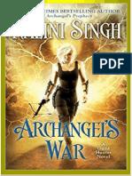 Nalini Singh - El Gremio de los Cazadores  12 - La Guerra del Arcangel -