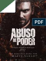 #1 Abuso De Poder