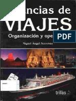 Agencia de Viajes Organizacion y Operacion